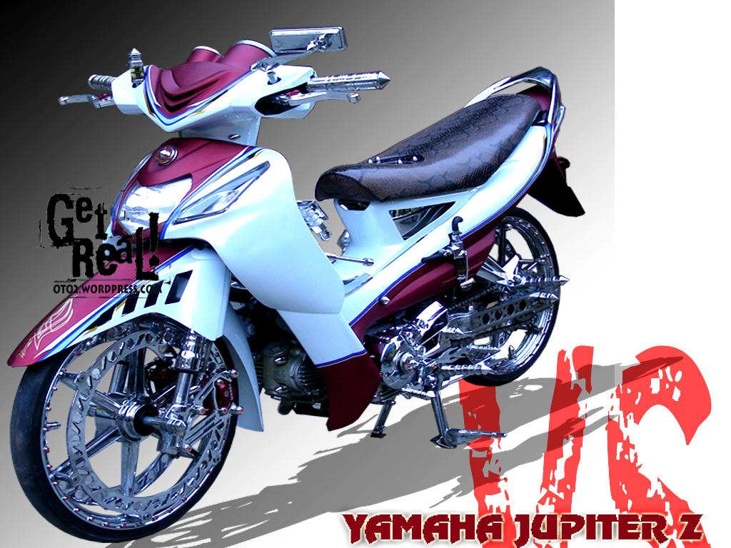 Modified Yamaha Jupiter Z Banyuwangi title=