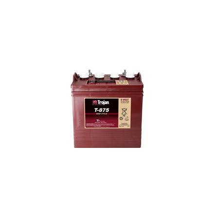 Batteri Trojan 8V/170Ah deep-cycle T875