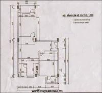 Tư vấn bố trí nội thất cho căn hộ rộng 80m² có 5 người ở