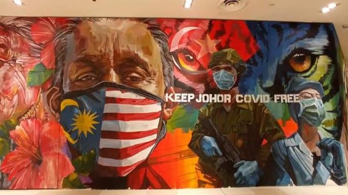 KEEP JOHOR COVID FREE