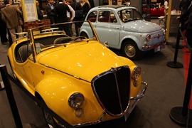 Fiat Gamine 1968 et 500D 1964