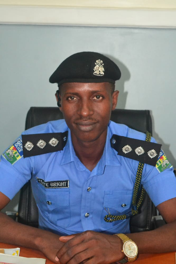 EDAFE BRIGHT BECOMES THE POLICE PUBLIC RELATIONS OFFICER (PPRO) DELTA STATE COMMAND-IGP Confirmed