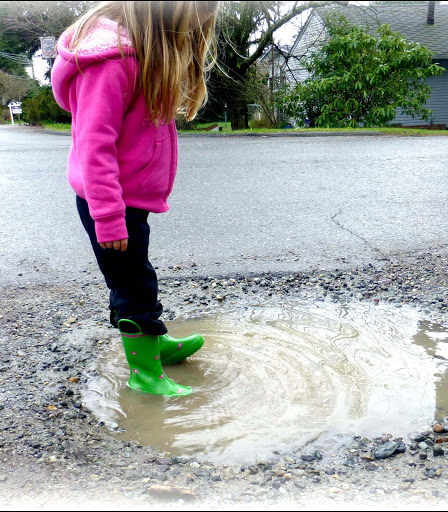 Tap the puddle for BC weather