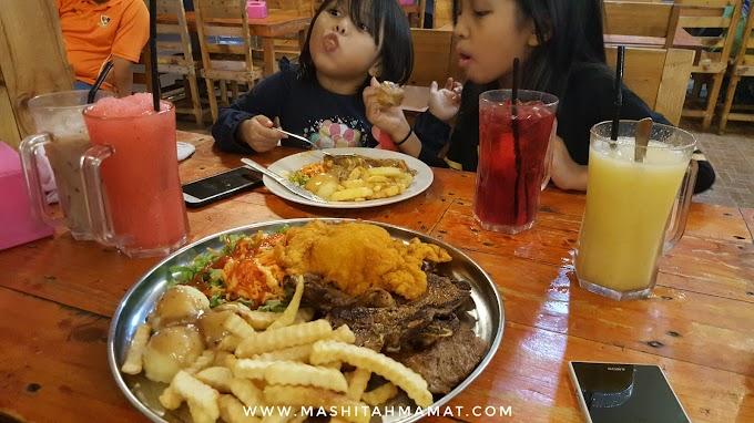 Cowboy Steak House, Restoran Western Harga Murah di Bangi