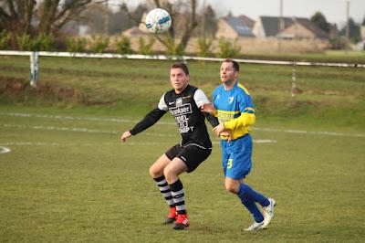 1e ploeg - Begijnendijk: 3-3