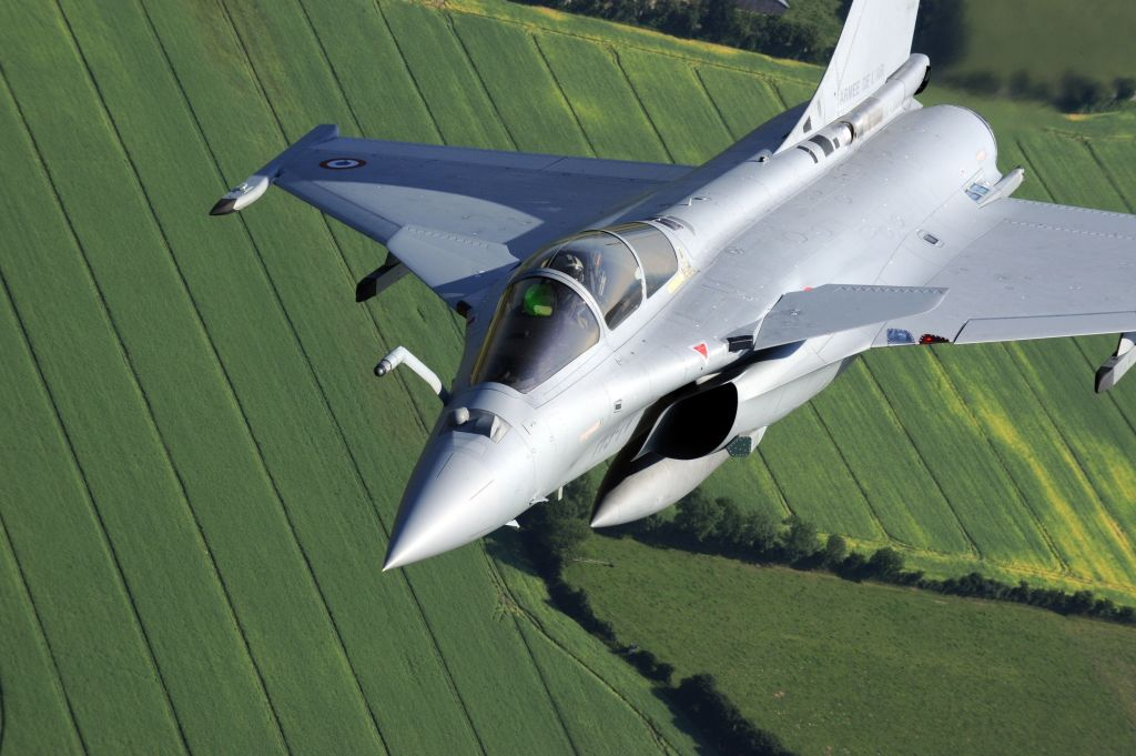 First 5 IAF Rafale fighter aircraft to take off for India from France on July 27 KPP