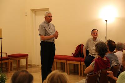 08/ Dominique et David, vicaire épiscopal.