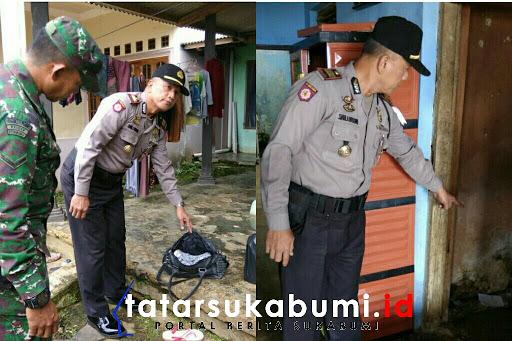 Tersangka Pembunuh Bayi Dalam Tas Dilimpahkan ke Polres Sukabumi