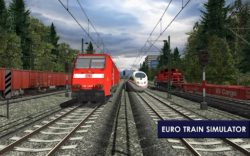 Euro Train Simulator 2 1.0.5.6 Apk Mod (Unlocked) Download 2018 8