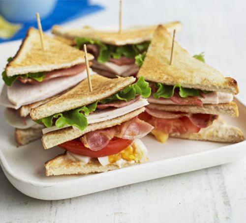 Hinh anh: Banh Sandwich Club