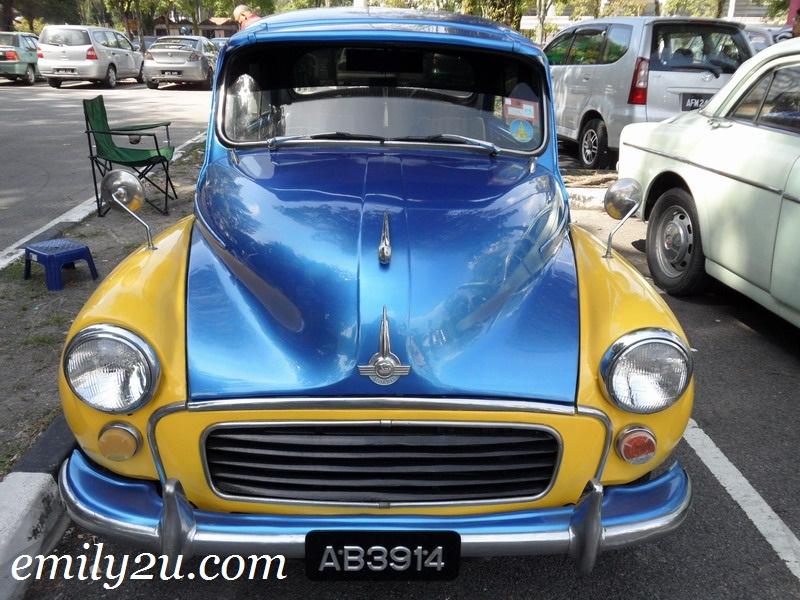 original Morris Minor 1000