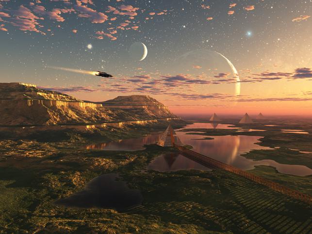 A terra de Shambhala Um reino de outra dimensão 01