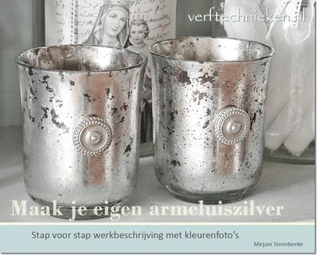 Wonderlijk zilververf Archieven | Verftechnieken DU-55