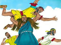 Sejarah Samson The Great