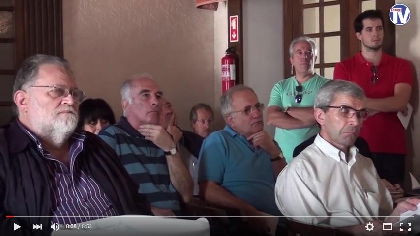 Vídeo - Fernando Cabral reedita livro com mais de 420 anos - Douro TV