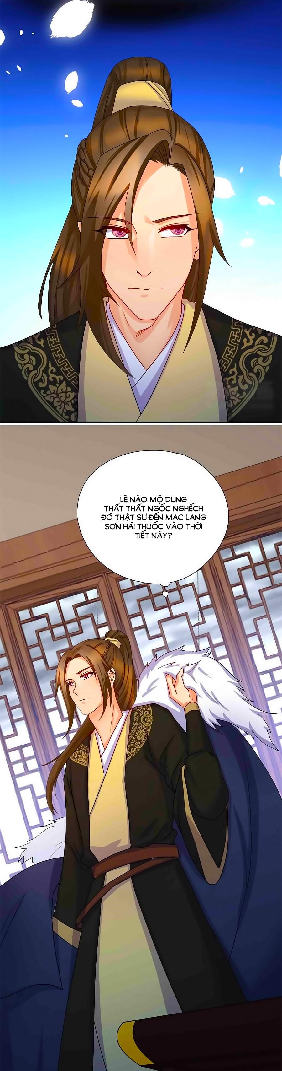 Kiêu Sủng Y Phi chap 12 - Trang 7