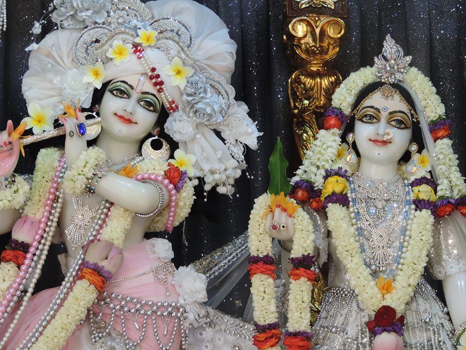 ISKCON Bangalore Deity Darshan 27 May 2016 (3)