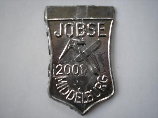 Naam: JobsePlaats: MiddelburgJaartal: 2001