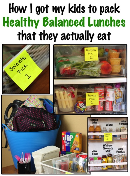 100 Lunch Box Ideas That Kids Can Pack Themselves The Kim Six Fix