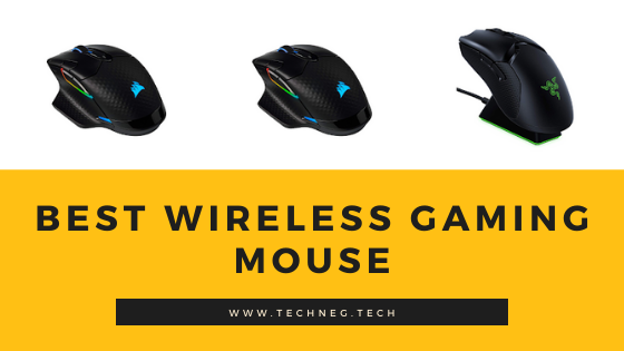 Best Wireless Gaming Mouse in India