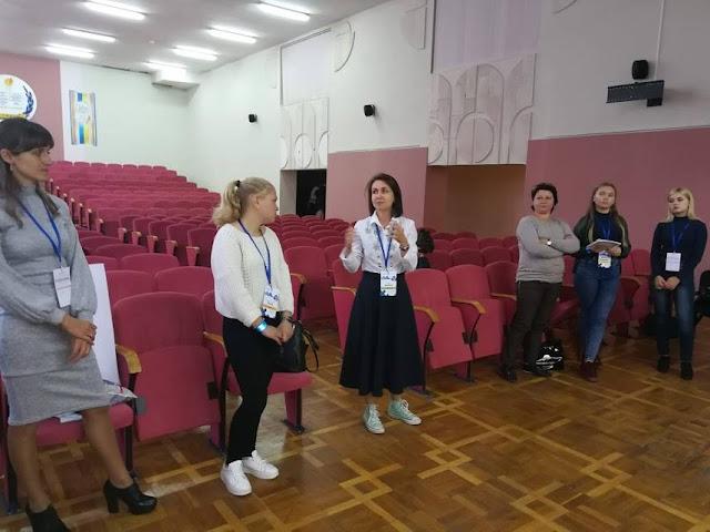 Учні Донеччини на Всеукраїнському форумі учнівських соціальних проектів