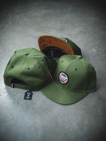 ROADERWEAR GREEN PATCHER
