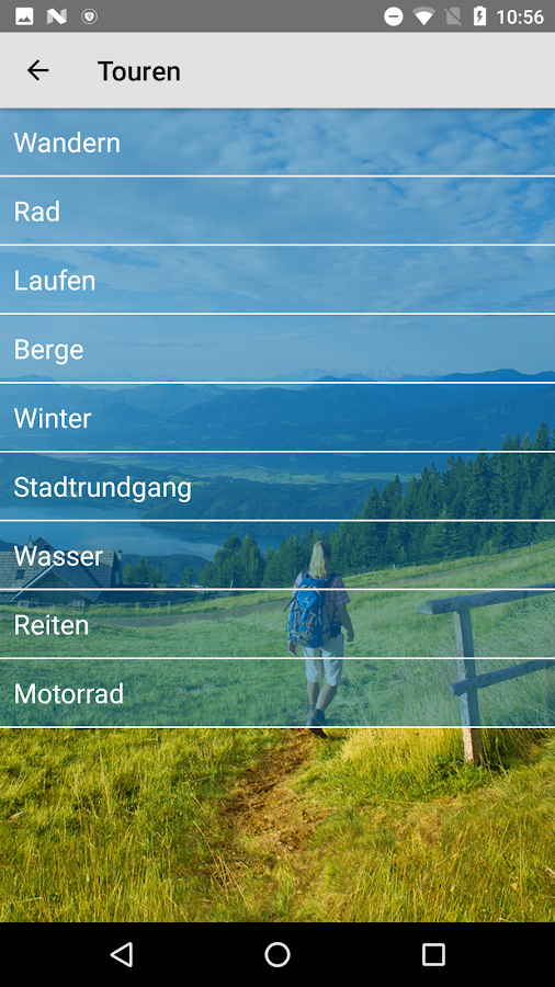 Kärnten Maps- screenshot