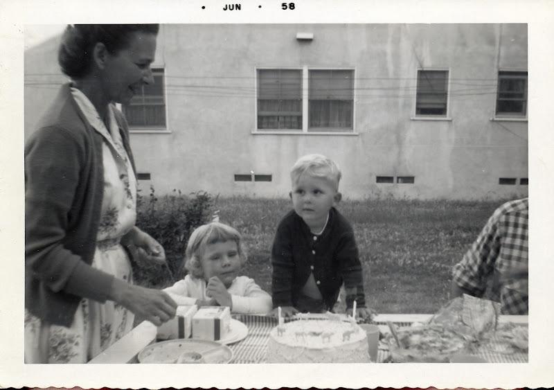 Dorothy, Evie and Steve
