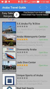 Aruba Travel Guide- screenshot thumbnail