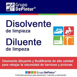 DISOLVENTE DE LIMPIEZA