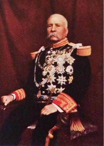 Las condecoraciones de Porfirio Díaz