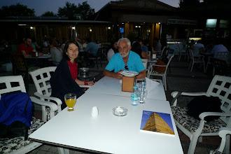 Photo: with Huseyn Taysun, former director of Kürt Kav Istanbul