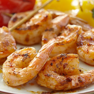 Southwest Grilled Shrimp