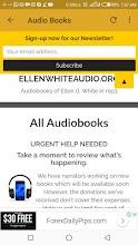 Ellen G. White Writings and Teachings screenshot thumbnail