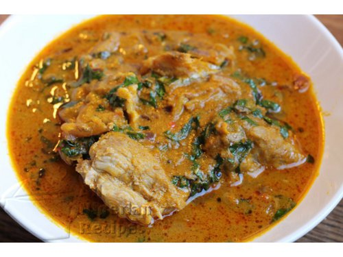 How to cook Banga Soup (Ofe Akwu)
