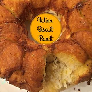 Italian Biscuit Bundt.