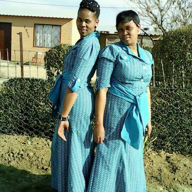 Shweshwe Dresses Images Come And See