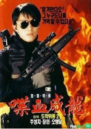 Phim Trường Học Uy Long 2 - Fight Back To School 2 (1992)