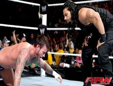 WWE Monday Night Raw 2013/11/25
