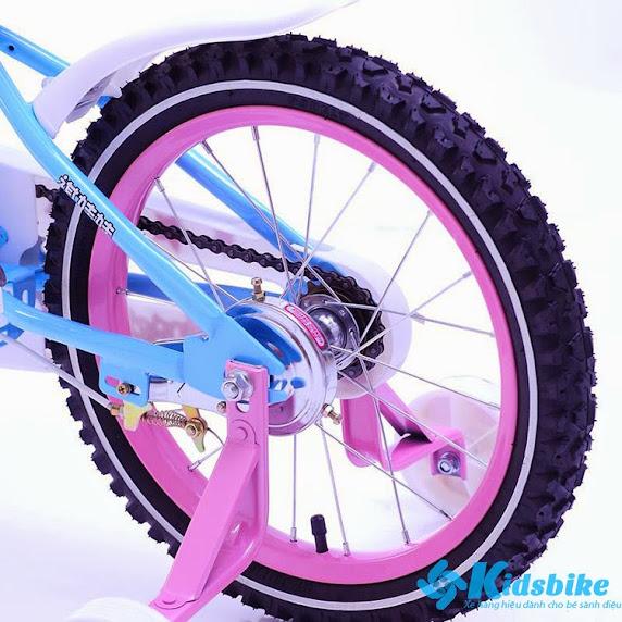 bánh xe đạp trẻ em Stitch Angel