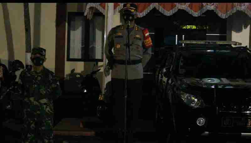 PPKM Level 3 Perpanjang, Satgas Covid - 19 Kota Depok Gelar Operasi Yustisi Dan Patroli Skala Besar