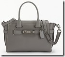 Coach Swagger Grab Bag Tote
