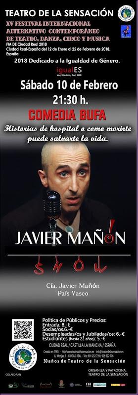 Comedia Bufa-JAVIER MAÑON