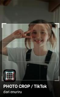 Filter Instagram Photo Crop Challenge Viral Di Tiktok