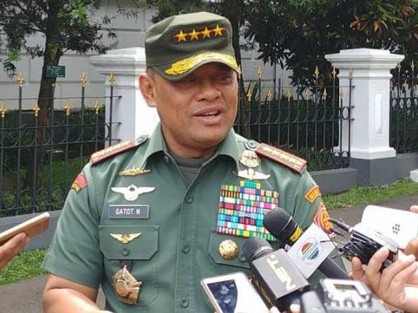 Gatot Sebut TNI Disusupi PKI, Pengamat Muslim Arbi: Umat Islam Harus Tetap Waspada!