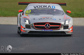 Peter Hackett - Mercedes Benz SLS GT3