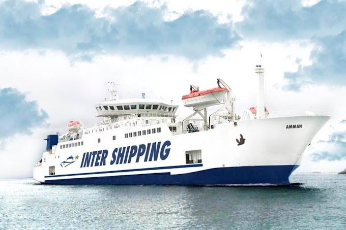 La línea marítima entre Portimao (Portugal) y Tánger Med (Marruecos) quedó en el aire.
