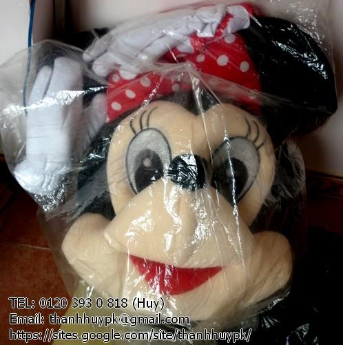 bán mascot chuột, quần áo thú rối, trang phục mascot