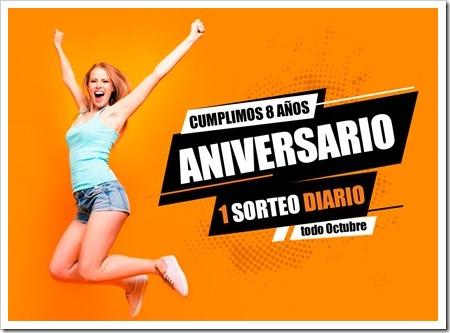 Street Padel celebra su 8º aniversario con una campaña de sorteos diarios.