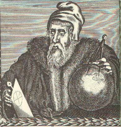 John Dee Old Image, John Dee